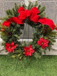 35 wreath