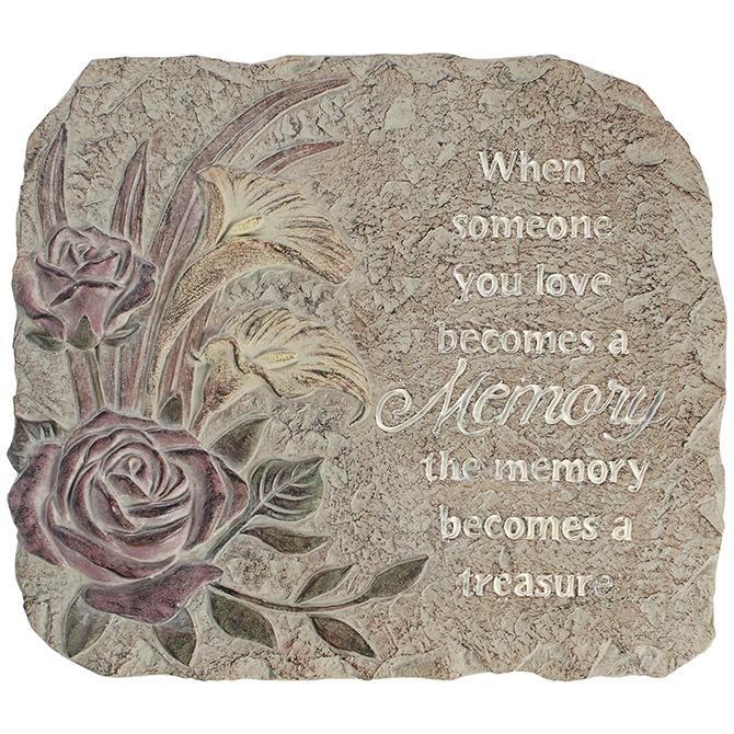 Garden Stone Memory