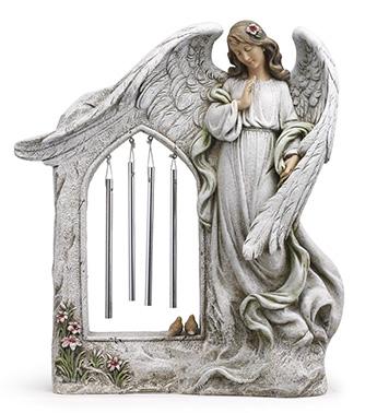 Praying Angel Wind Chime