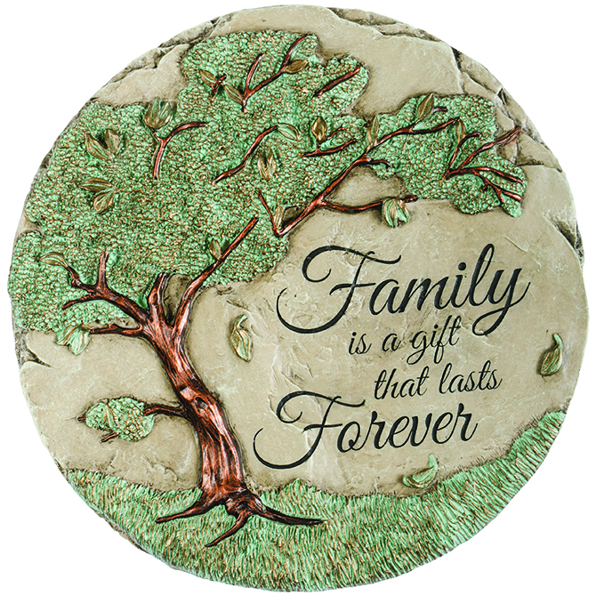 10485 Family Forever Stepping Stone