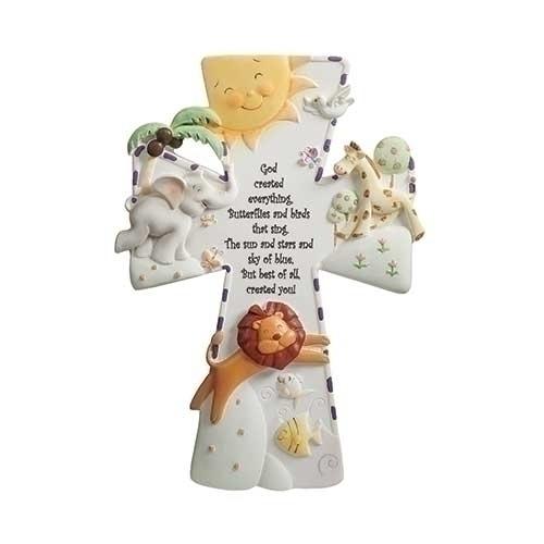 god creayed cross