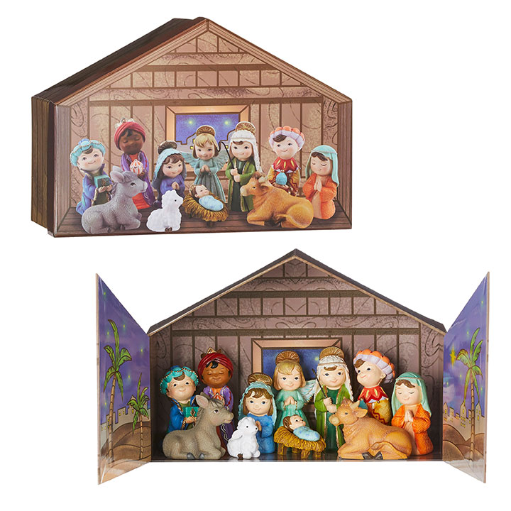 nativity children