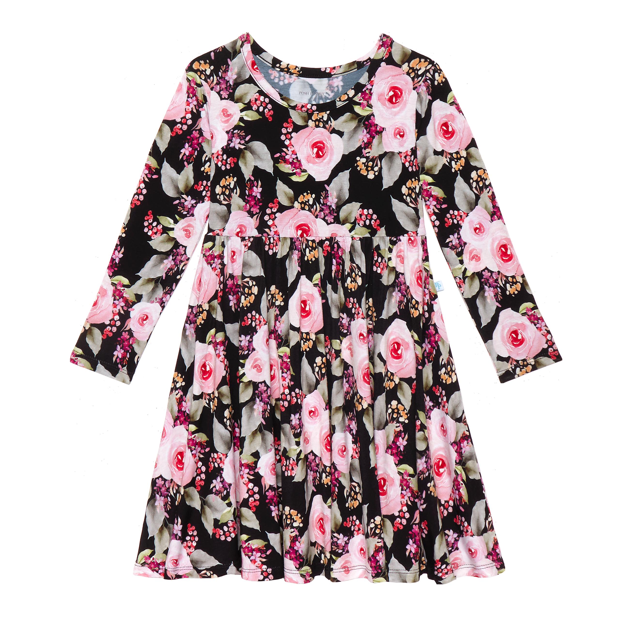 milana twirl dress