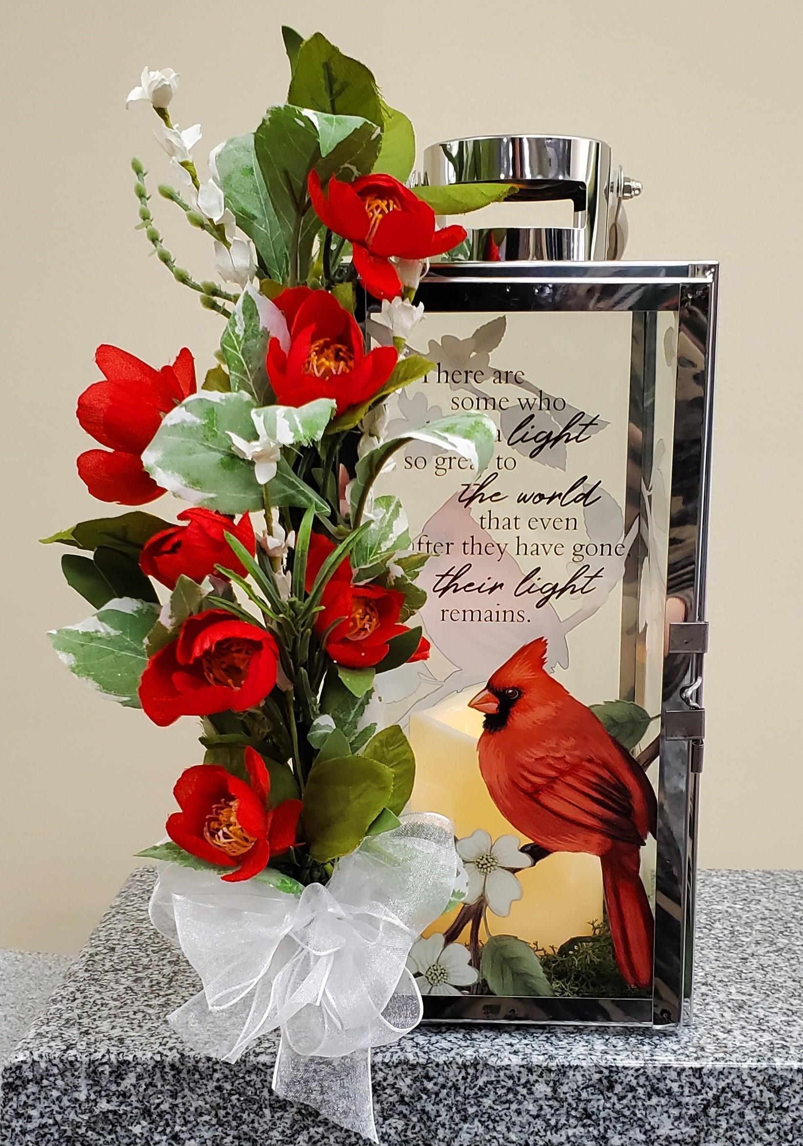 cardinal lantern
