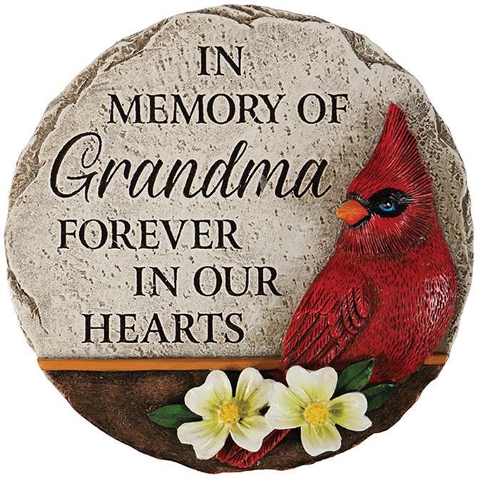 12875 grandma cardinal stone