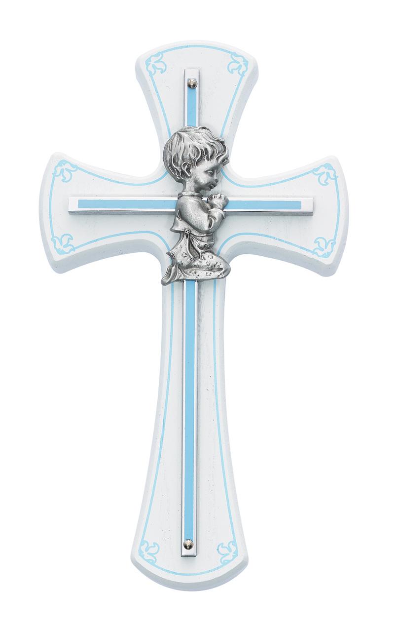 boy on cross