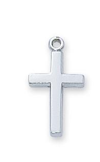 sliver cross