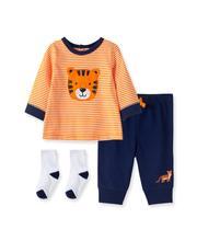 tiger jogger set