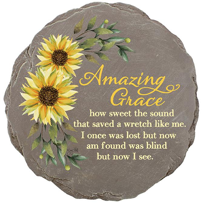 amazing grace stepping stone