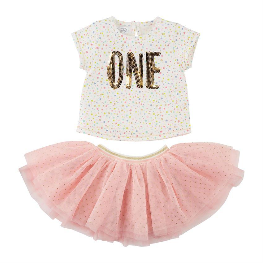 one skirt set