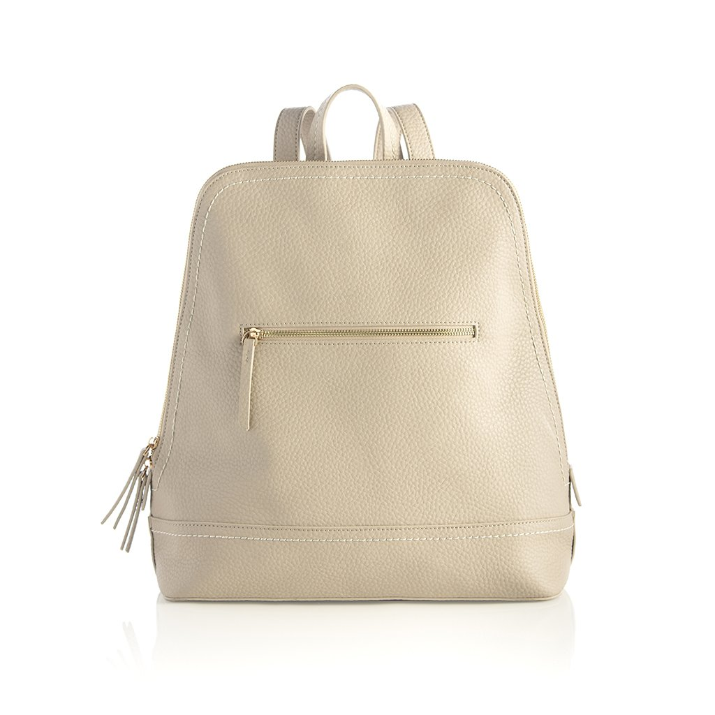 rena tech backpack ivory