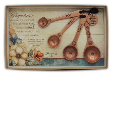 copper gather spoons