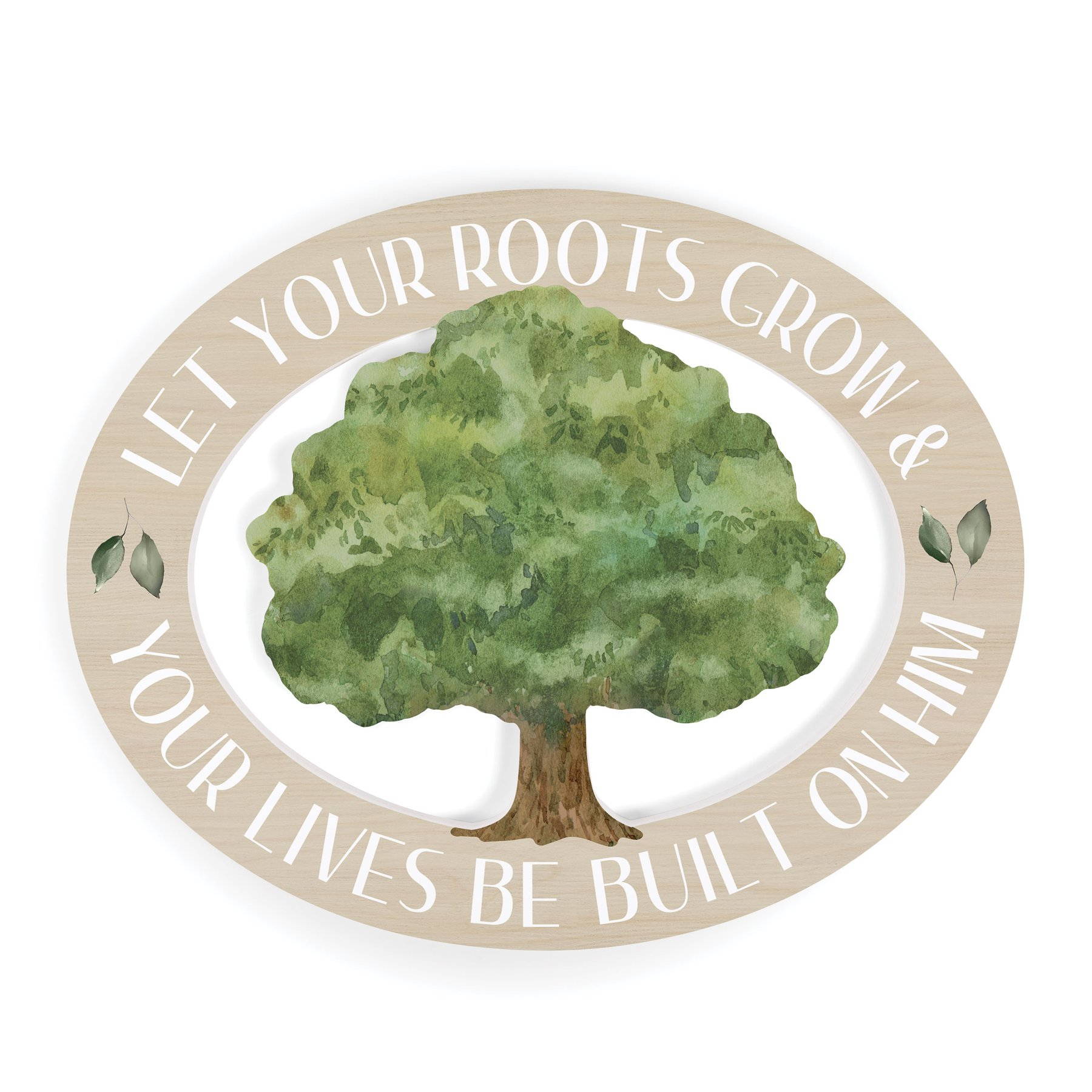 let your roots