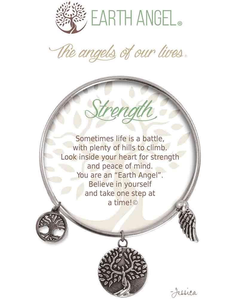 strength earth angel