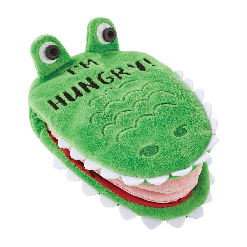Alligator Puppet Book
