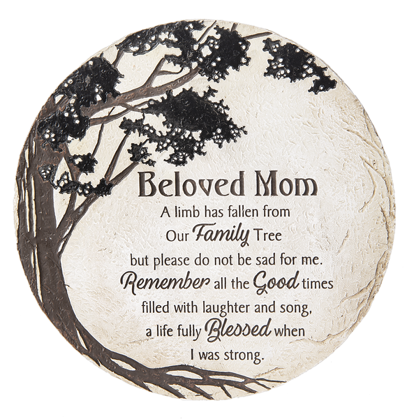 beloved mom steeping stone