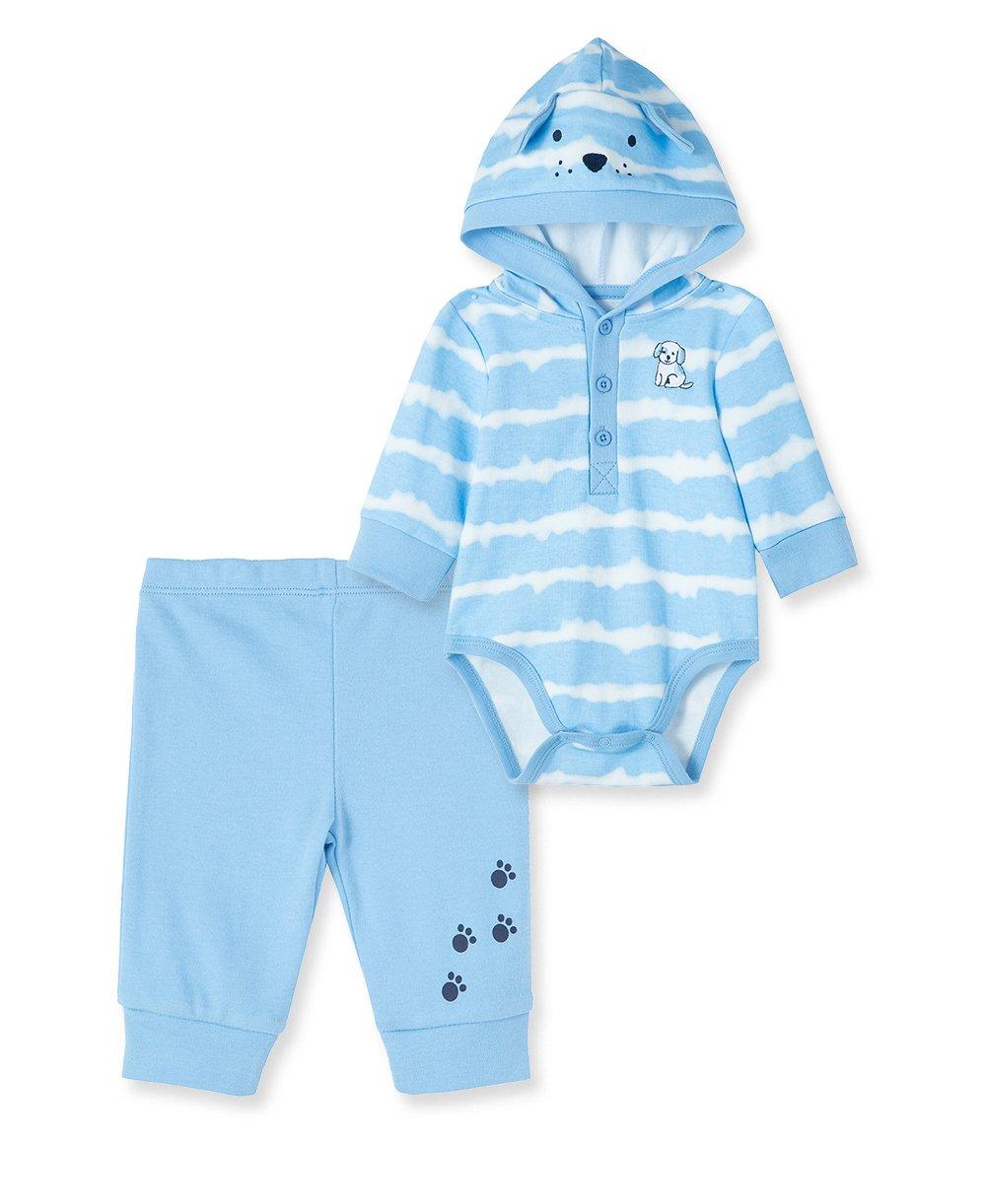 puppy body pants blue